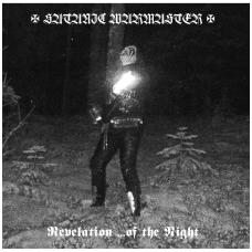 Satanic Warmaster - Revelation ...Of The Night CD