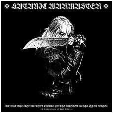 Satanic Warmaster - We Are The Worms That Crawl On The Broken Wings Of An Angel CD