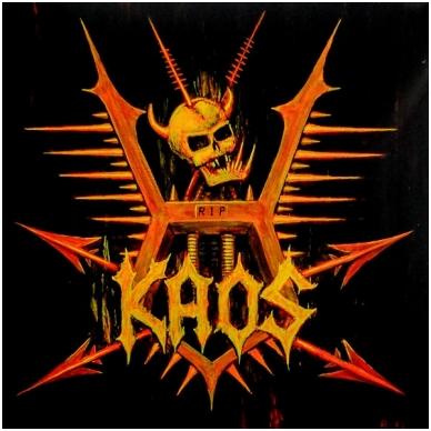 Sadistik Exekution - K.A.O.S. LP