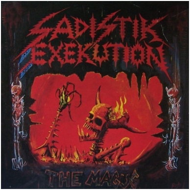 Sadistik Exekution - The Magus CD