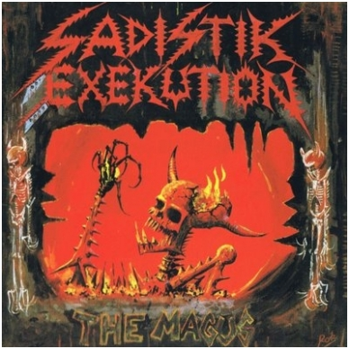 Sadistik Exekution - The Magus LP