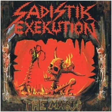 Sadistik Exekution - The Magus LP