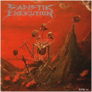 Sadistik Exekution - We Are Death Fukk You CD