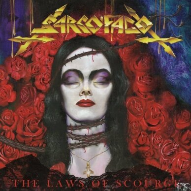 Sarcofago - The Laws Of Scourge CD