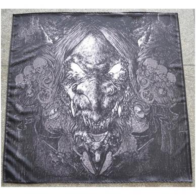 Satanic Warmaster - Fimbulwinter Flag
