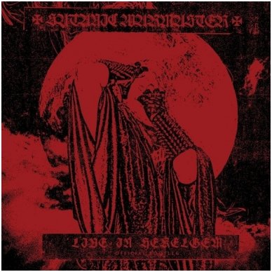 Satanic Warmaster - Live In Hekelgem Digi CD