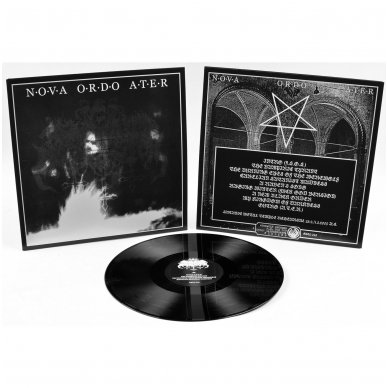 Satanic Warmaster - Nova Ardo Ater LP 2