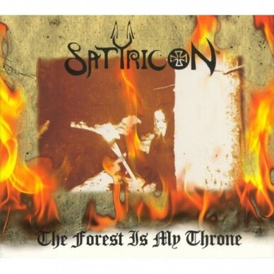 Satyricon / Enslaved - The Forest Is My Throne / Yggdrasill Digi CD