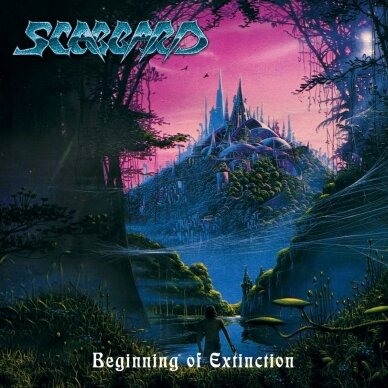 Scabbard - Beginning of Extinction CD