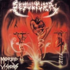 Sepultura - Morbid Visions / Bestial Devastation CD