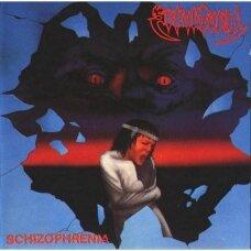 Sepultura - Schizophrenia CD