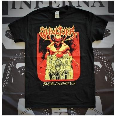 Sepultura - Bestial Devastation T-Shirt