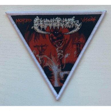 Sepultura - Morbid Visions Patch