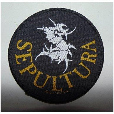 Sepultura - Symbol Patch
