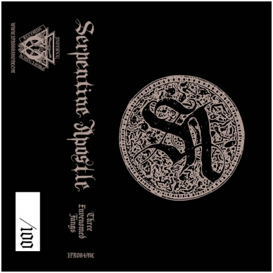Serpentine Apostle - Three Envenomed Fangs Tape