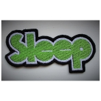 Sleep - Logo Patch