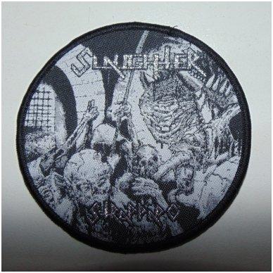 Slaughter - Strappado Patch