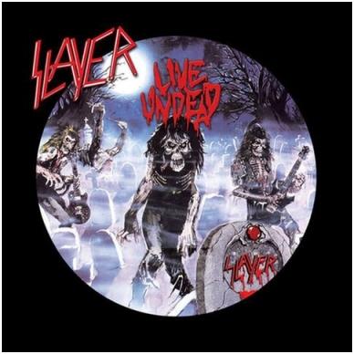 Slayer - Live Undead LP