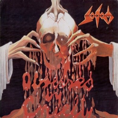 Sodom - Obsessed By Cruelty CD