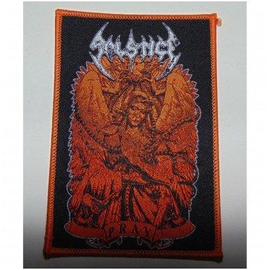 Solstice - Pray Patch