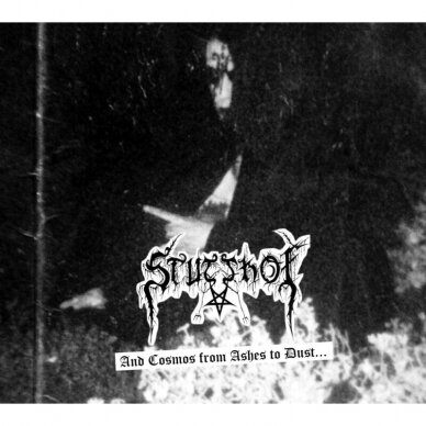 Stutthof ‎- And Cosmos From Ashes To Dust... Digi CD