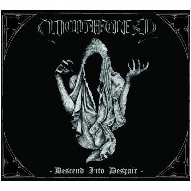 Suicide Forest - Descend Into Despair Digi CD