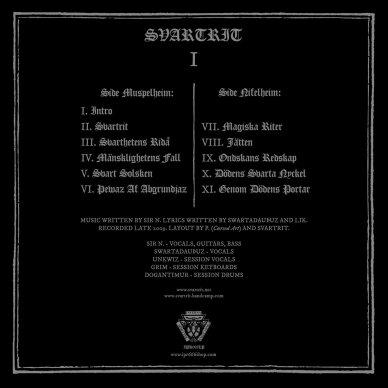 Svartrit - I LP 2