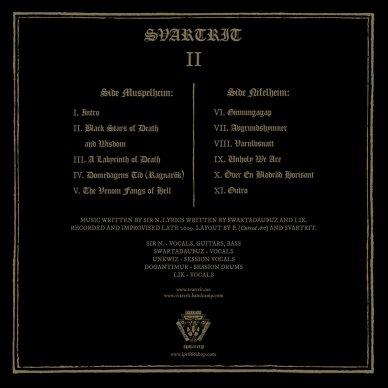 Svartrit - II LP 2