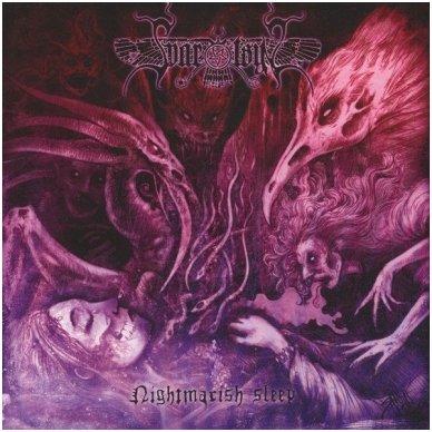 Svartsyn - Nightmarish Sleep CD