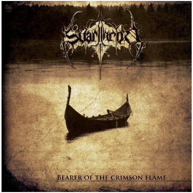 Svartthron - Bearer of the Crimson Flame CD
