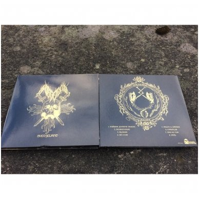 Svederna - Svedjeland Digi CD 2