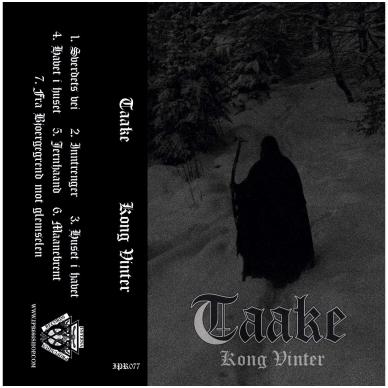 Taake - Kong Vinter Tape