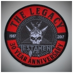 Testament - The Legacy Patch