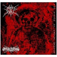 Temple Of Baal / Ritualization - The Vision Of Fading Mankind LP