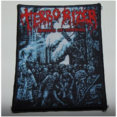 Terrorizer - Hordes Of Zombies Patch