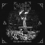 The Black - The Priest Of Satan LP