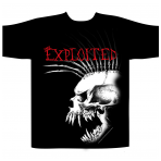 The Exploited - Bastard Skull T-Shirt