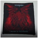 Therion - Lepaca Kliffoth Patch