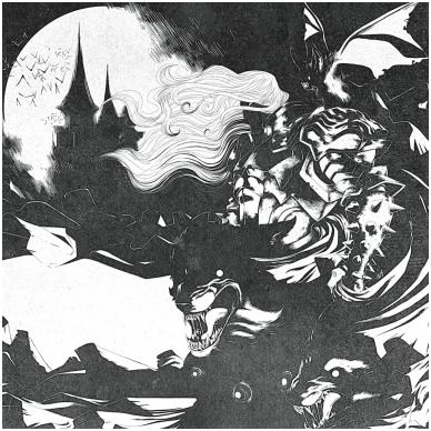 The True Werwolf - Devil Crisis LP