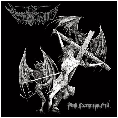 Thy Feeble Saviour - And Darkness Fell CD