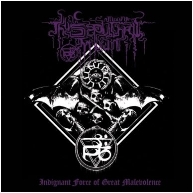 Thy Sepulchral Moon - Indignant Force of Malevolence CD