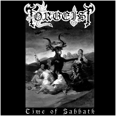Torgeist - Time of Sabbath CD