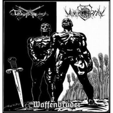 Totenburg / Menneskerhat - Waffenbrüder CD