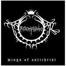 Triumphator - Wings of Antichrist Digi CD