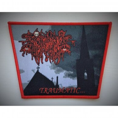 Traumatic Voyage - Traumatic... Patch