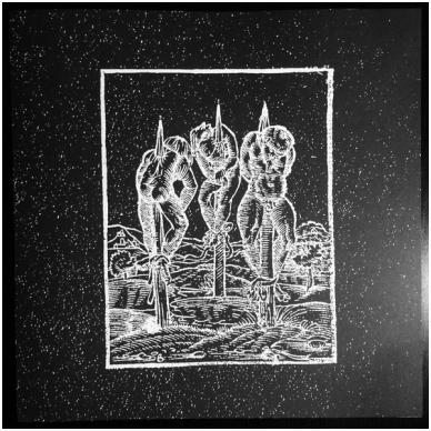 Trono Alem Morte / Vetala - Split LP