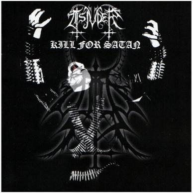 Tsjuder - Kill for Satan LP