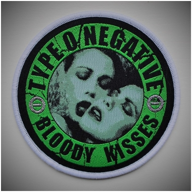 Type O Negative - Bloody Kisses Patch 2