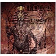 Ulvegr - Titahion: Kaos Manifest Digi CD