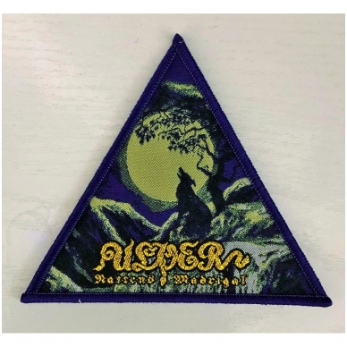 Ulver - Nattens Madrigal Patch